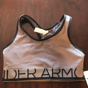 Never worn Under Armour sports bra